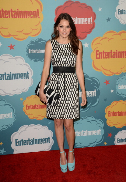 エイミー ティーガーデン「Entertainment Weekly's Annual Comic-Con Celebration - Arrivals」:写真・画像(6)[壁紙.com]