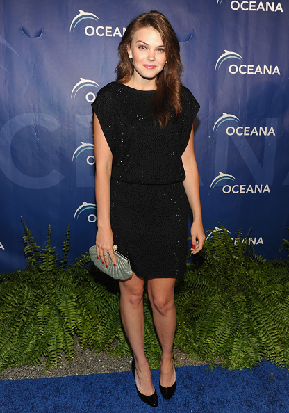 エイミー ティーガーデン「SeaChange Summer Party To Benefit Oceana - Red Carpet」:写真・画像(17)[壁紙.com]