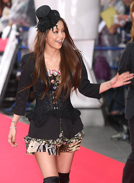 MTV Video Music Awards Japan 2008 - Arrival:ニュース(壁紙.com)