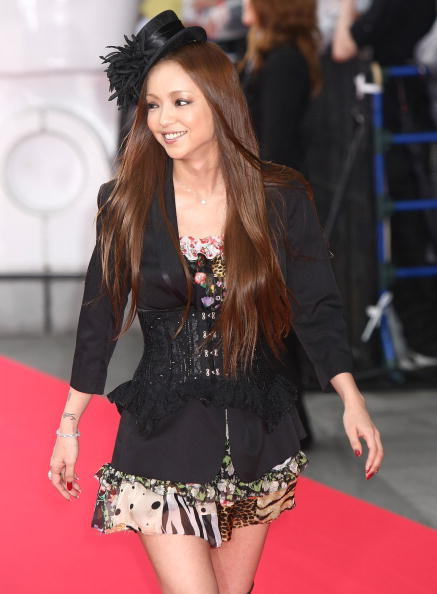 安室奈美恵「MTV Video Music Awards Japan 2008 - Arrival」:写真・画像(0)[壁紙.com]