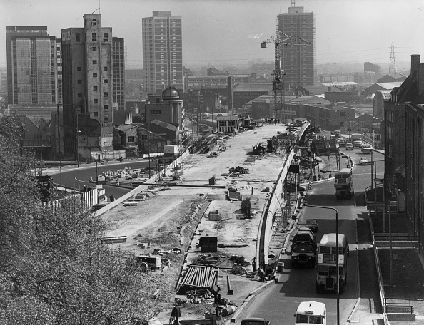 East London「Building The Flyover」:写真・画像(4)[壁紙.com]