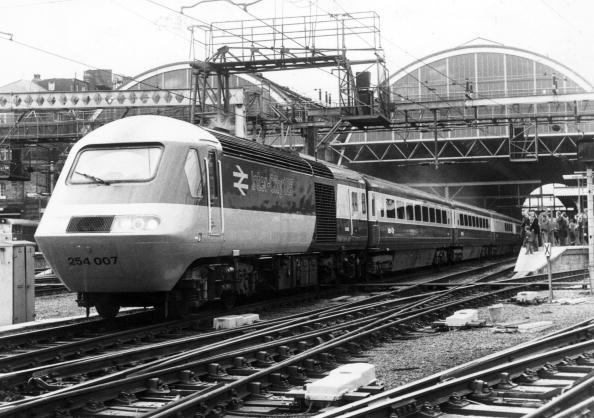鉄道・列車「Inter-City 125」:写真・画像(16)[壁紙.com]