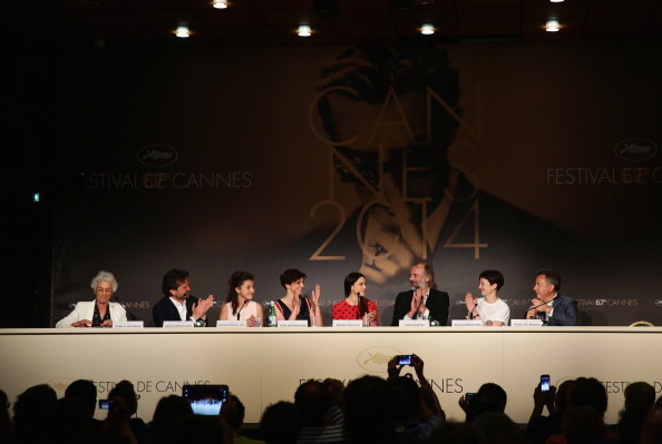 """French Press「""""La Meraviglie"""" Press Conference - The 67th Annual Cannes Film Festival」:写真・画像(12)[壁紙.com]"""