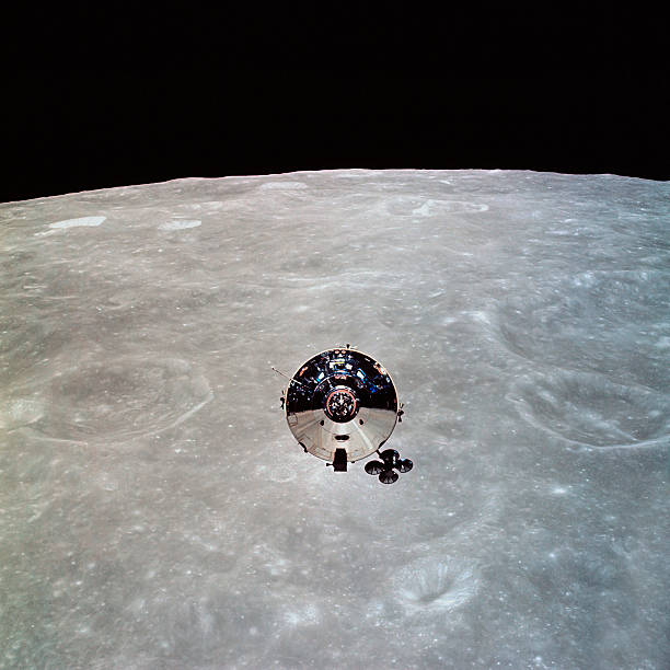 月と人工衛星のまとめ:1969年05月22日(壁紙.com)
