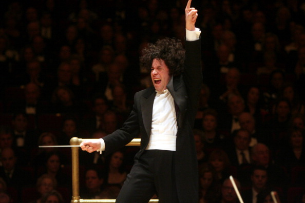 Musical Conductor「Gustavo Dudamel」:写真・画像(0)[壁紙.com]