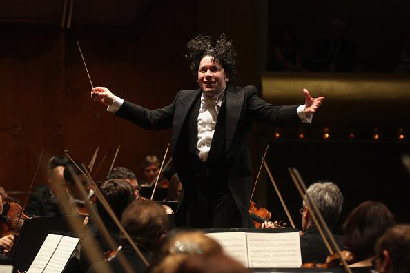 Musical Conductor「Gustavo Dudamel」:写真・画像(16)[壁紙.com]