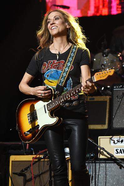 Sheryl Crow「Third Annual Love Rocks NYC Benefit Concert For God's Love We Deliver」:写真・画像(12)[壁紙.com]