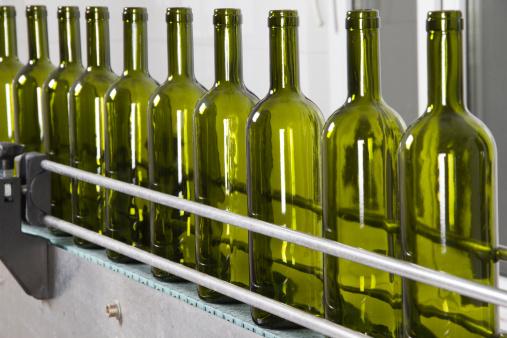 Continuity「wine bottles」:スマホ壁紙(19)