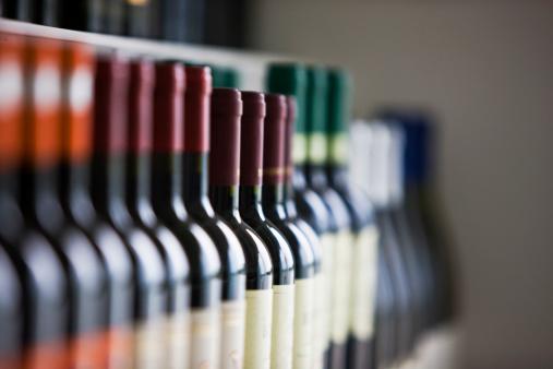 Wine Bottle「Wine bottles」:スマホ壁紙(11)