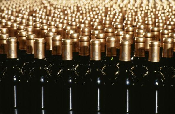 Winemaking「Fetzer Vineyards Wine Bottling Line」:写真・画像(4)[壁紙.com]