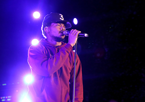 Chance「Take-Two's Annual E3 Kickoff Party」:写真・画像(6)[壁紙.com]