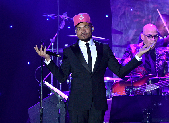 """Chance「Pre-GRAMMY Gala and GRAMMY Salute to Industry Icons Honoring Sean """"Diddy"""" Combs - Inside」:写真・画像(8)[壁紙.com]"""
