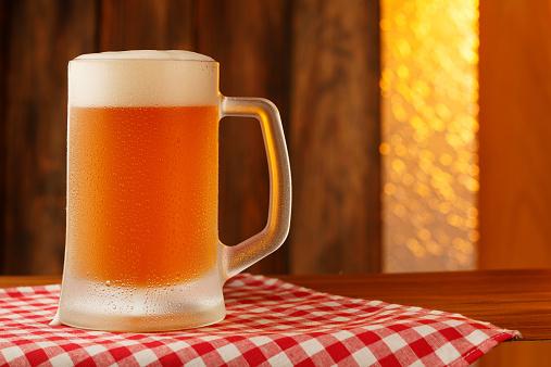 お祭り「ビール」:スマホ壁紙(9)