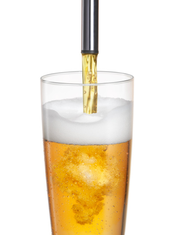 Pouring「Beer」:スマホ壁紙(6)