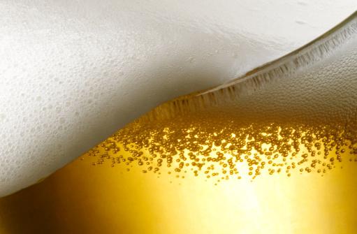 Extreme Close-Up「Beer」:スマホ壁紙(18)