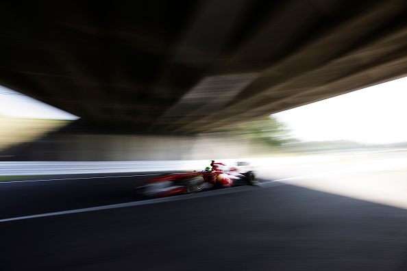 Japanese Formula One Grand Prix「Felipe Massa, Grand Prix Of Japan」:写真・画像(8)[壁紙.com]