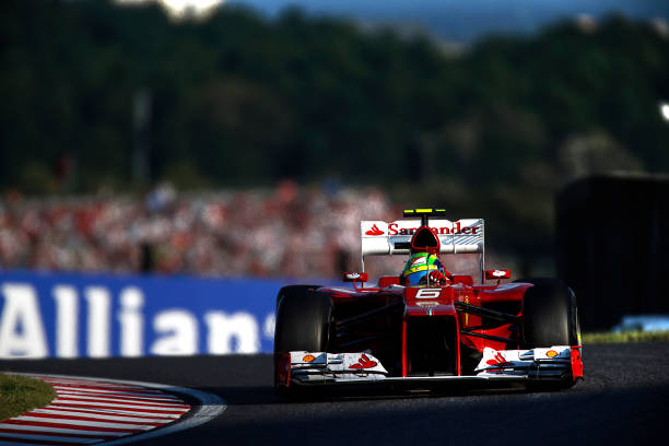 Japanese Formula One Grand Prix「Felipe Massa, Grand Prix Of Japan」:写真・画像(1)[壁紙.com]
