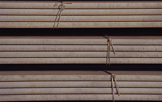 Deforestation「Stacked lumber」:スマホ壁紙(17)