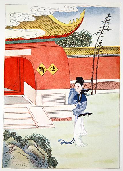 Convent「Miao Shan Reaches The Nunnery' 1922」:写真・画像(18)[壁紙.com]