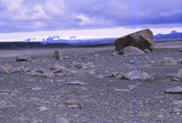 Active Volcano「Kaldakvisl With A View Towards Hofsjokull (Ice-Cap)」:写真・画像(17)[壁紙.com]