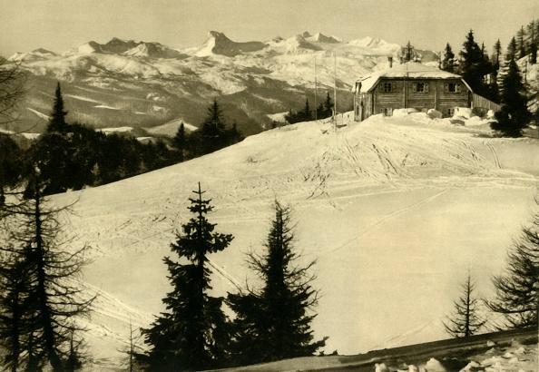 Dachstein Mountains「Hollhaus」:写真・画像(7)[壁紙.com]