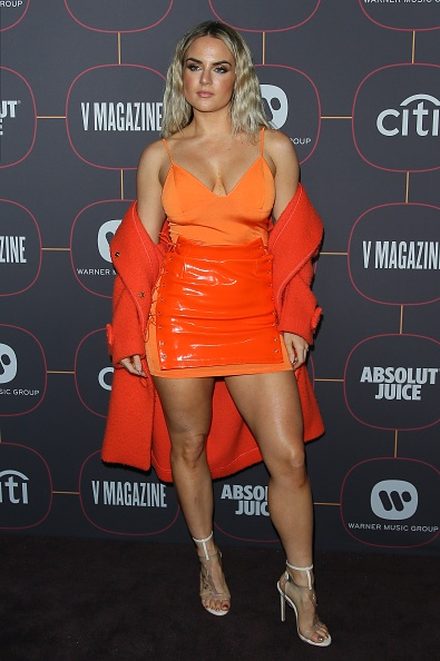Orange Coat「Warner Music Group Pre-Grammy Party 2020 - Arrivals」:写真・画像(3)[壁紙.com]