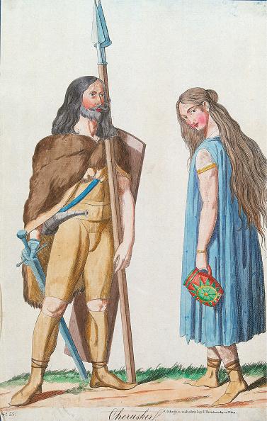 Chromolithograph「Trentsenskys Peoples Costumes」:写真・画像(9)[壁紙.com]