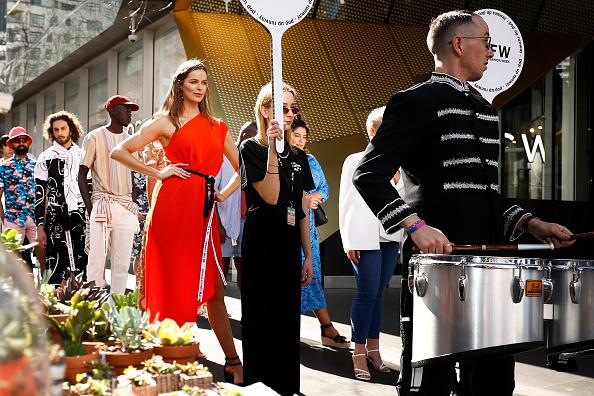 Melbourne Fashion Festival「Melbourne Fashion Week: Pop Up 7 - Bella Unsigned Model Search」:写真・画像(3)[壁紙.com]