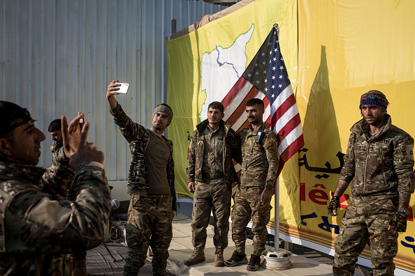 Militant Groups「Last ISIS-Held Village In Syria Falls to US-Backed Forces」:写真・画像(16)[壁紙.com]
