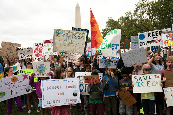 Activist「Teen Activist Greta Thunberg Joins Climate Strike Outside The White House」:写真・画像(1)[壁紙.com]