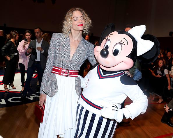 ミニーマウス「Minnie Mouse Takes NYFW」:写真・画像(7)[壁紙.com]