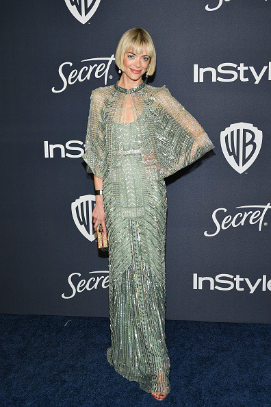 Gold Purse「21st Annual Warner Bros. And InStyle Golden Globe After Party - Arrivals」:写真・画像(6)[壁紙.com]