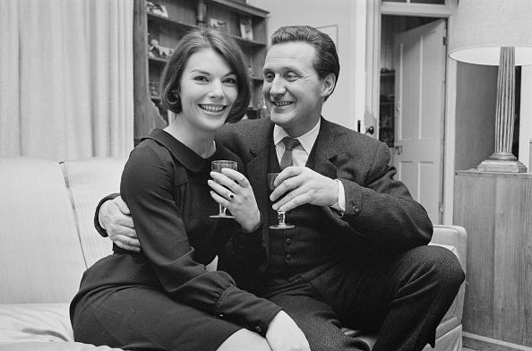 Drinking Glass「Patrick Macnee and Katherine Woodville」:写真・画像(19)[壁紙.com]