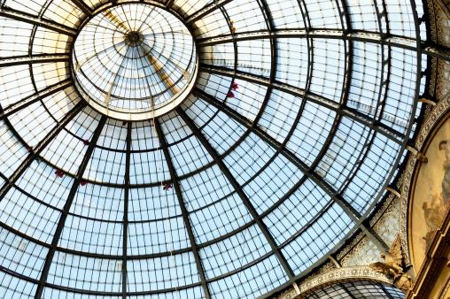 Gothic Style「Galleria Vittorio Emanuele II」:スマホ壁紙(17)