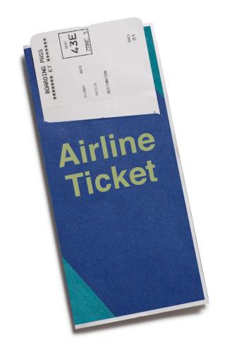 Business Travel「Airline Ticket」:スマホ壁紙(10)