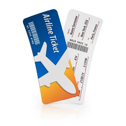 Ticket「airline tickets」:スマホ壁紙(15)