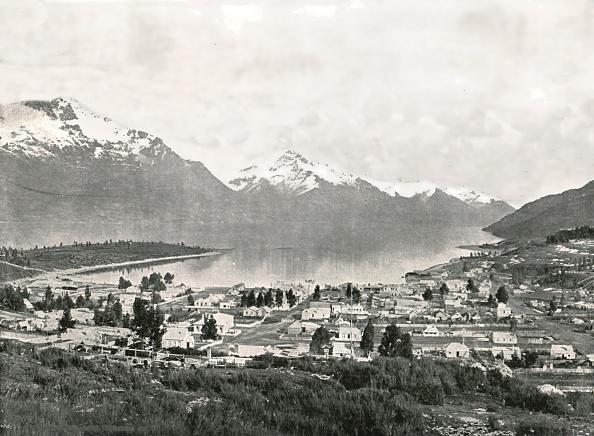 19th Century「Lake Wakatipu And The Mountains」:写真・画像(16)[壁紙.com]