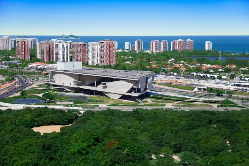 Postmodern「City of Music in Rio de Janeiro」:スマホ壁紙(4)