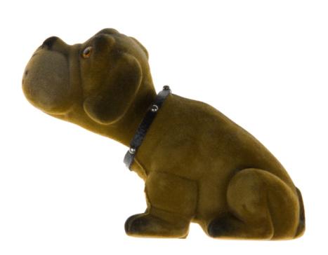 Nodding Dog「Bobblehead dog doll」:スマホ壁紙(3)