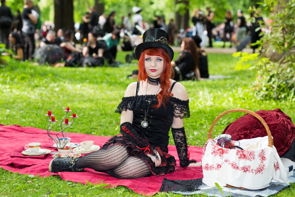 Picnic Blanket「WGT 2013 Wave And Gothic Festival In Leipzig」:写真・画像(3)[壁紙.com]