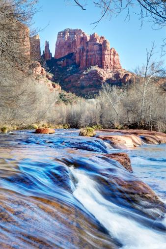 Sedona「Oak Creek, Sedona, Arizona」:スマホ壁紙(5)