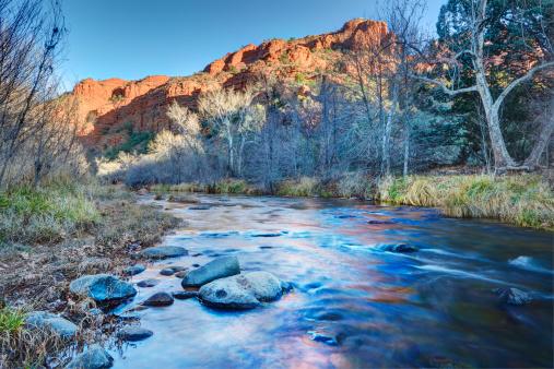 Sedona「Oak Creek, Sedona, Arizona」:スマホ壁紙(4)