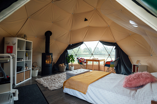 Northeastern England「Glamping Interior」:スマホ壁紙(17)