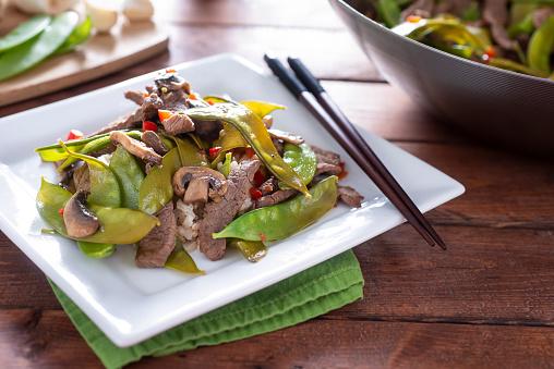 Snow Pea「Asian Beef and Snow Peas」:スマホ壁紙(1)