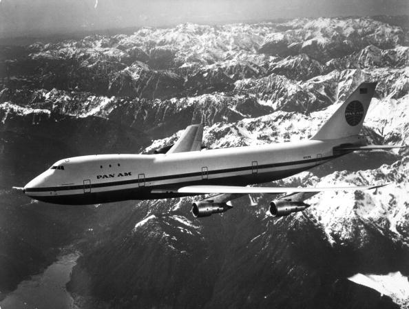 飛行機「Boeing 747」:写真・画像(16)[壁紙.com]