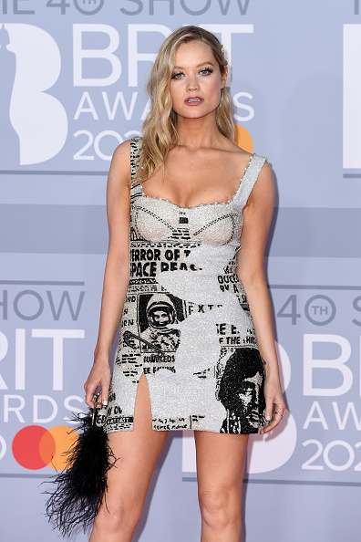 Evening Bag「The BRIT Awards 2020 - Red Carpet Arrivals」:写真・画像(5)[壁紙.com]