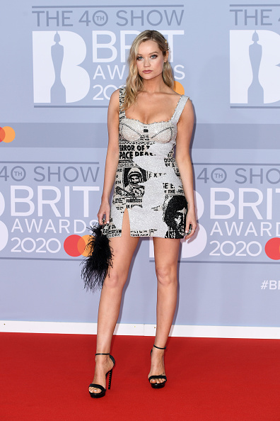 Evening Bag「The BRIT Awards 2020 - Red Carpet Arrivals」:写真・画像(6)[壁紙.com]