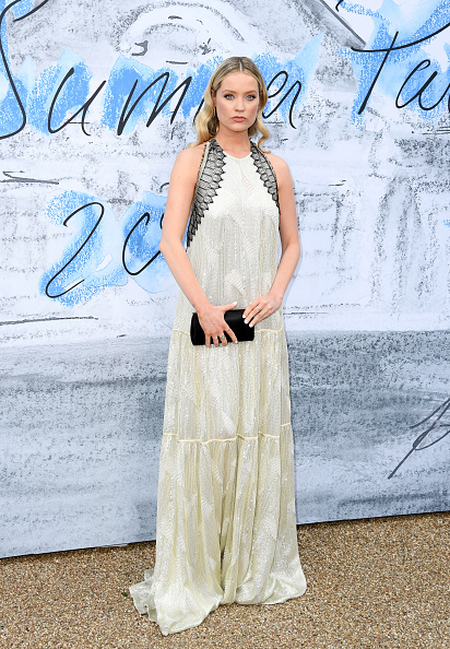 Yellow Dress「The Summer Party 2019 Presented By Serpentine Galleries And Chanel - Red Carpet Arrivals」:写真・画像(12)[壁紙.com]