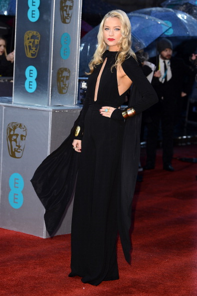Chunky Jewelry「EE British Academy Film Awards - Red Carpet Arrivals」:写真・画像(13)[壁紙.com]