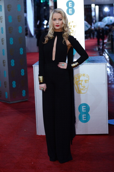 Chunky Jewelry「EE British Academy Film Awards - Red Carpet Arrivals」:写真・画像(15)[壁紙.com]